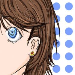 Larsa Close-up doodle