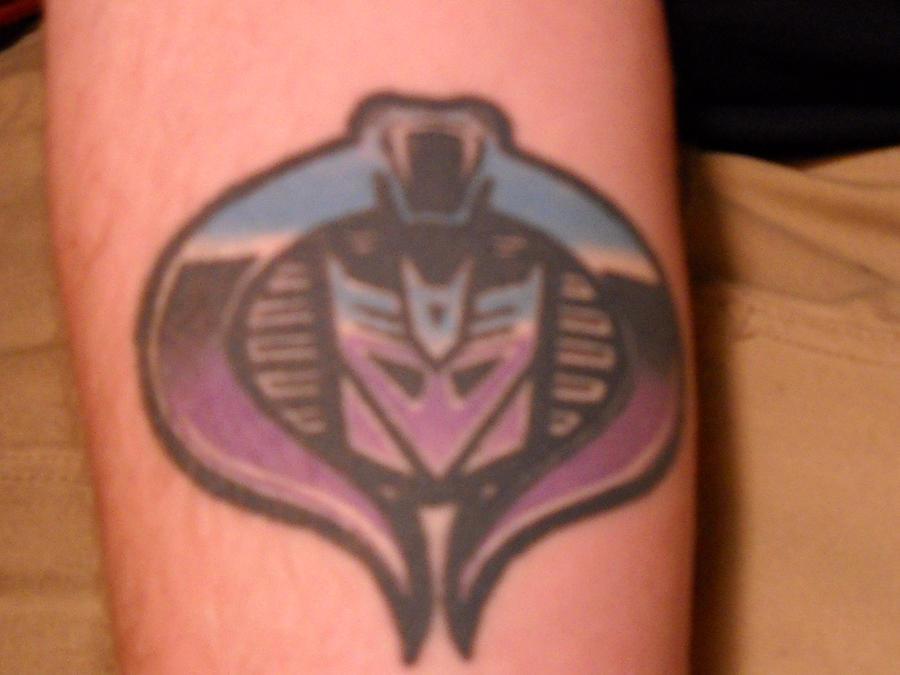 My Right Arm Tattoo