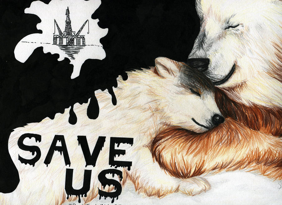 Save The Arctic project by Kopale