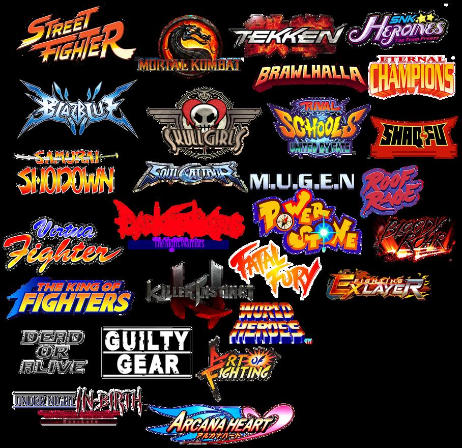 Logos by flashkill455