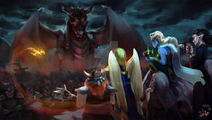 Of Heroes and Dragons