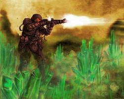 Nod Elite Soldier by swirekster