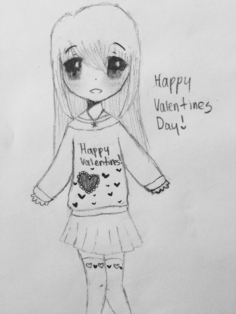 Happy Valentino Day! by candyt8