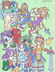 Legend of Mana by PaprikaMari