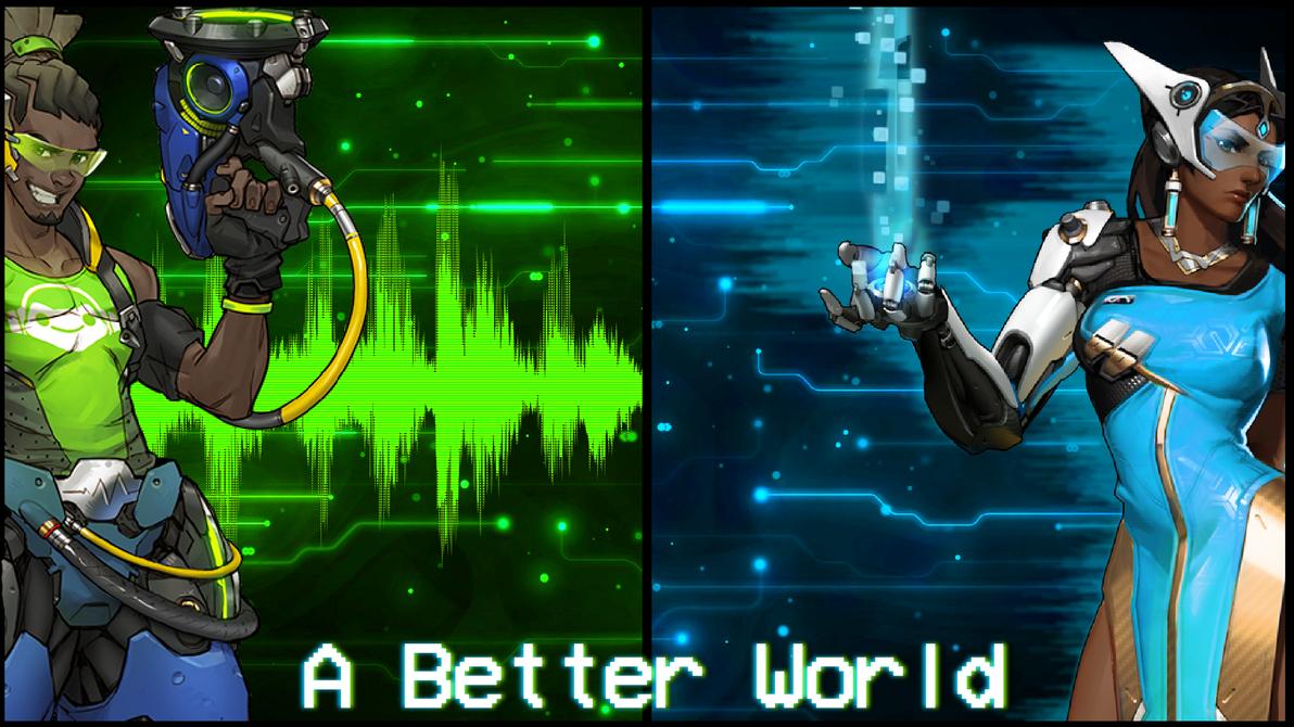 A Better World by FaithFoxx