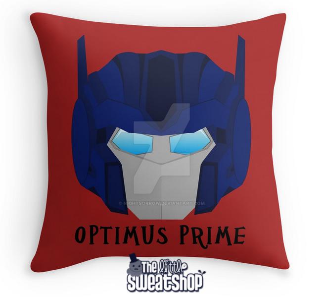 Optimus Prime by NightSorrow