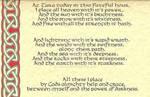 The rune of St. Patrick