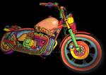 Mac's Bike (colour) Blk