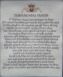 Submariners prayer