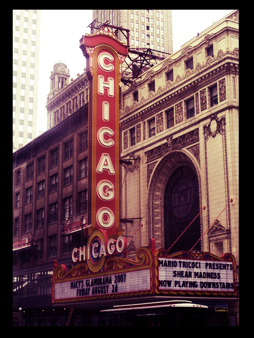 Sweet Home Chicago by Devastation67