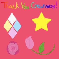 Thank You Crewniverse!