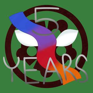 5 years-TMNT 2012