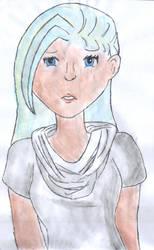Llyna Portrait by zarahnox