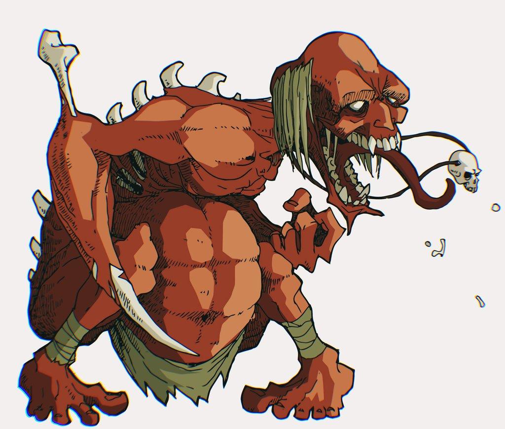Characters: Demons - Page 2 Kusaregedo_fanart_by_lorenzolamass_d91yax4_by_reikothegwen-dcevdt2