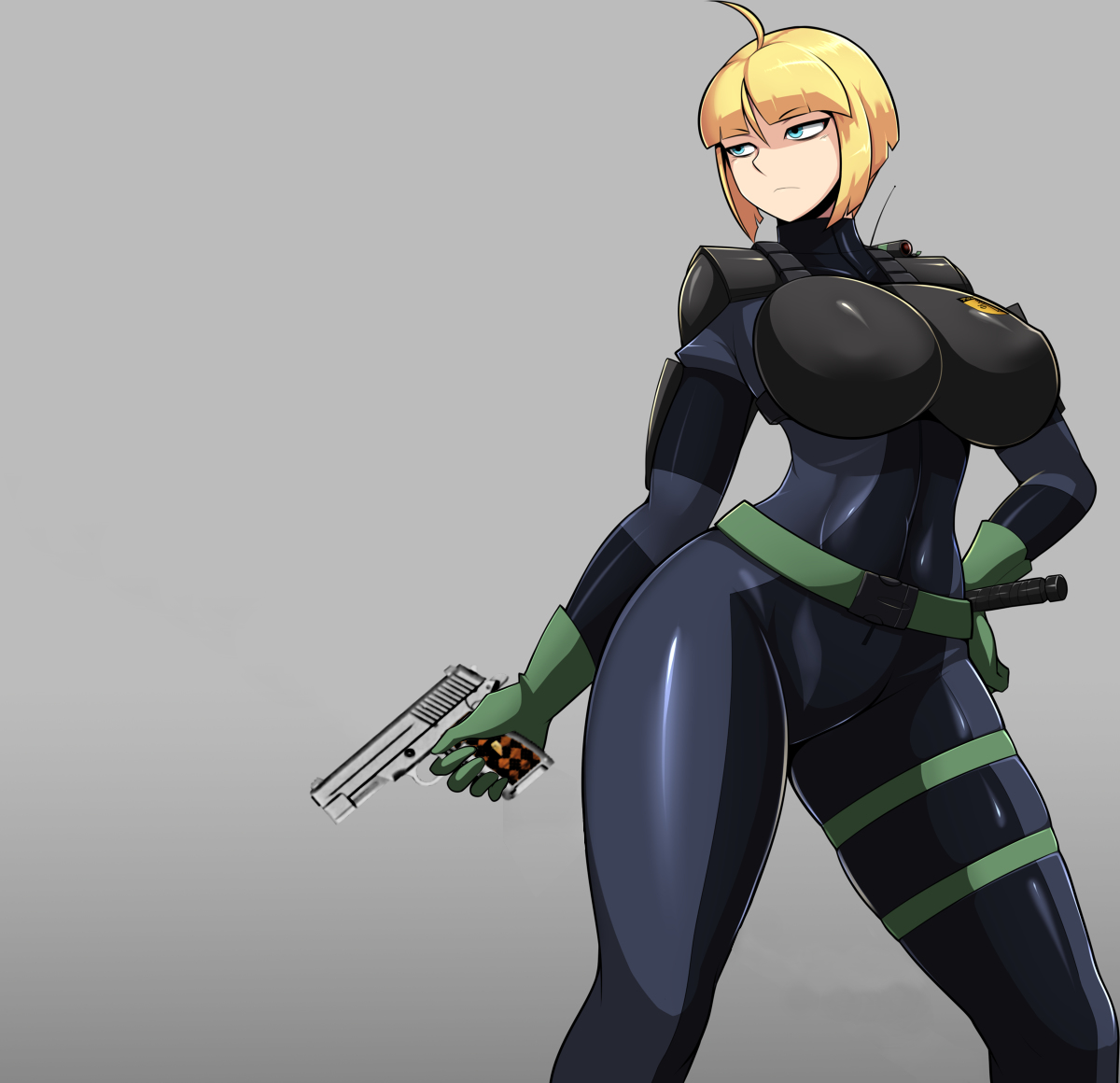 Characters: Human - Page 4 Police_officer_with_gun_by_reikothegwen-dci7jos
