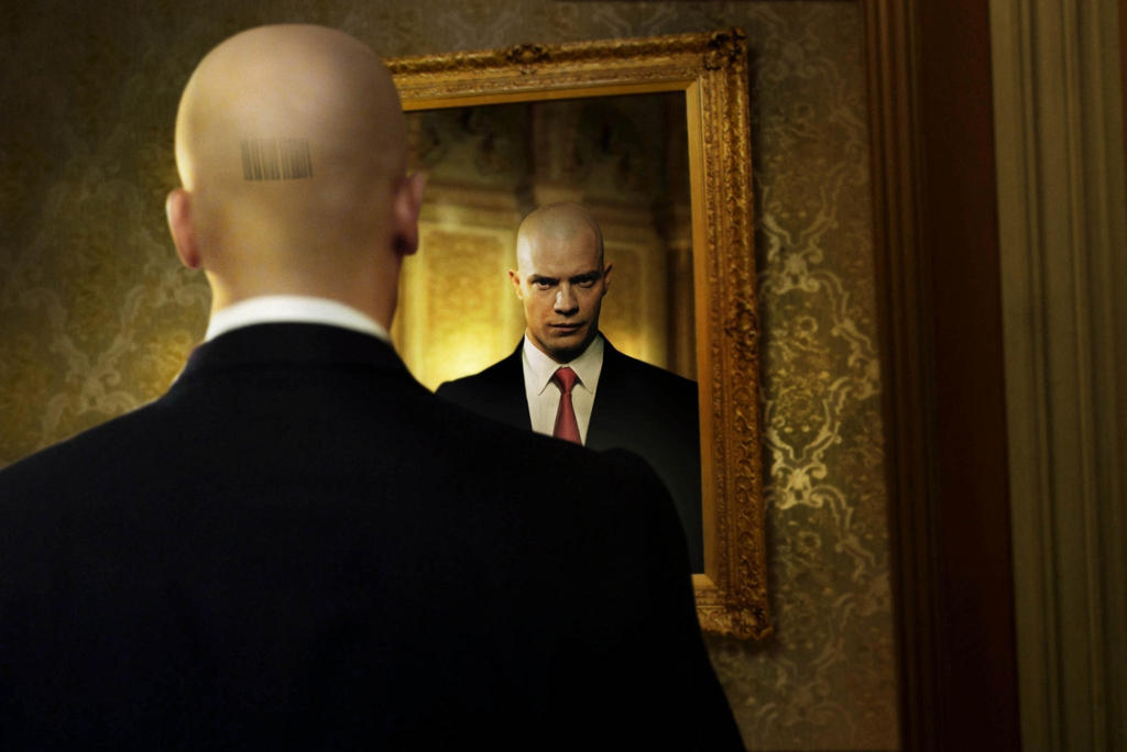 Hitman-5 by lnk110