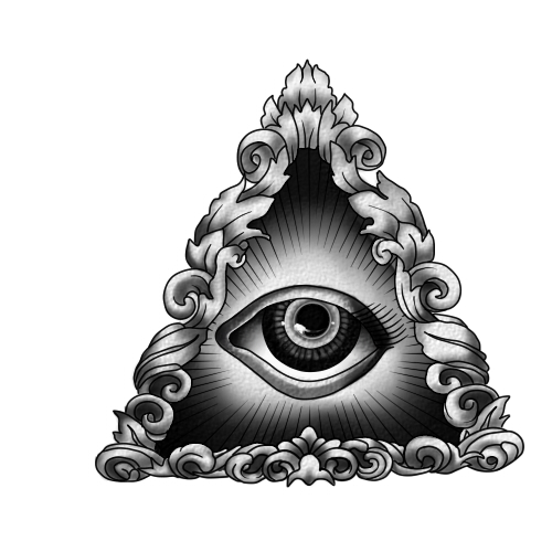 Illuminati Pyramids Drawings images