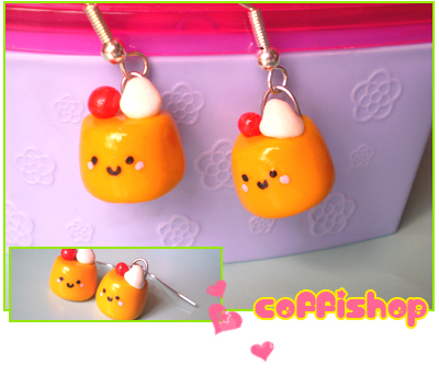 Purin by coffishop