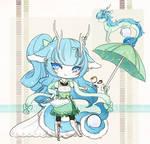 CM: Tea Dragon for Leafyxthiefy