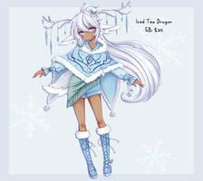 (OPEN) Iced Tea Dragon Solo Auction