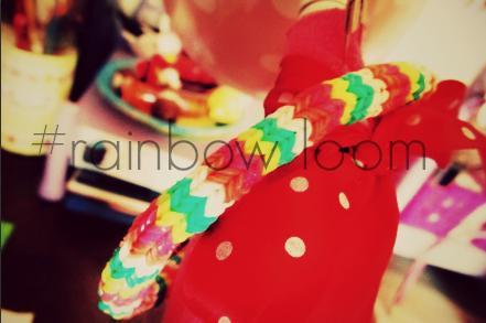 Hexafish Rainbow Loom by Sophie02