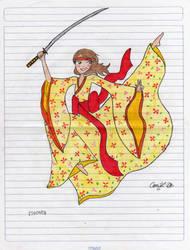 kimonoOo by baboshka