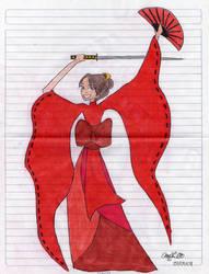sword dance by baboshka