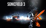 Wallpaper Battlefield3 Sonic (Sonicfield 3)
