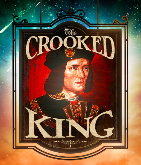 Image result for crooked king images
