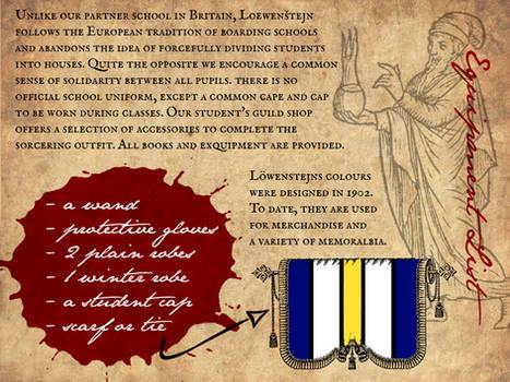 Loewenstejn - Academia Artium Magicae - Page 10