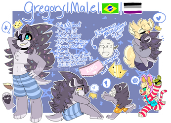 Gregory's Prince Ref Sheet!