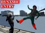 Dymanic Entry by KayKitsune
