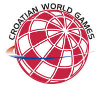 Croatian World Games logo