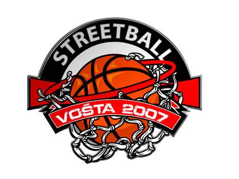 Streetball Logo - Vosta 2007
