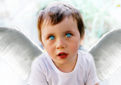Angel Boy by ellenah1