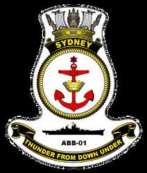 HMAS Sydney by totallynotabronyFIM