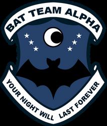 Bat Team Alpha by totallynotabronyFIM