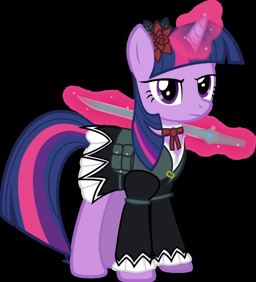 Twilight Asuka by totallynotabronyFIM