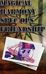 Magical Harmony Spec Ops Friendship