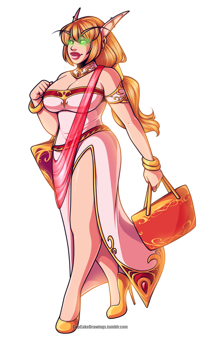 Lady Cavalina by CupCake992