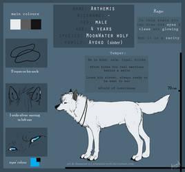 Arthemis's simple refsheet by ArtemisA-wolf