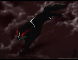 Black Demon by ArtemisA-wolf