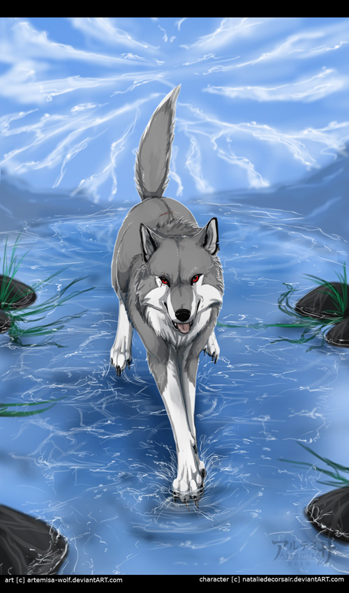 Image Result For Winged Wolf Coloring
