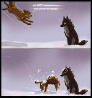 Fox power by ArtemisA-wolf