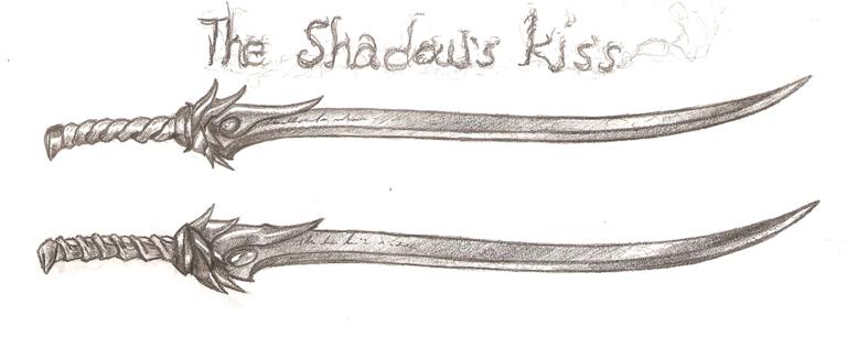 The Shadow's Kiss by un123al