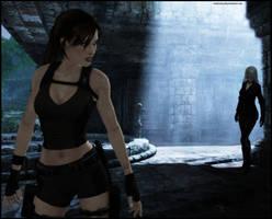 Revenge - Lara Croft by andersoncathy