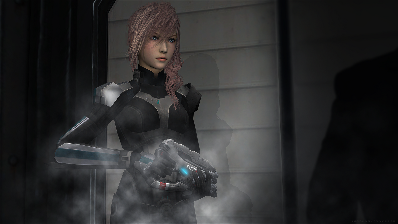 Your New Mission: Weapon and Task - Lightning by andersoncathy