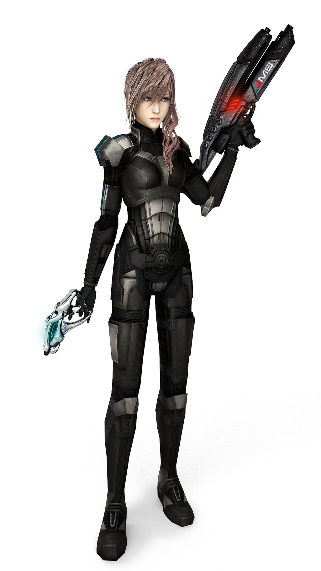 ME3 Lightning - Ready (Render) by andersoncathy