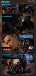 Mass Effect: Zero Hour - Part I Page 14 by andersoncathy