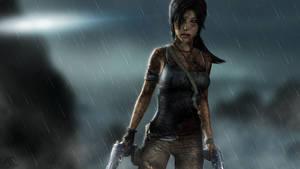 Lara Croft - A Survivor is Born by andersoncathy